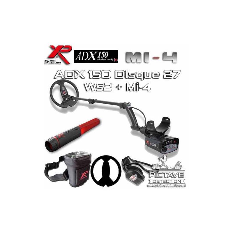 Pack Découverte XP ADX 150 Disque 27