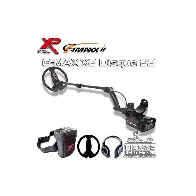 XP G-MAXX II DISQUE 22