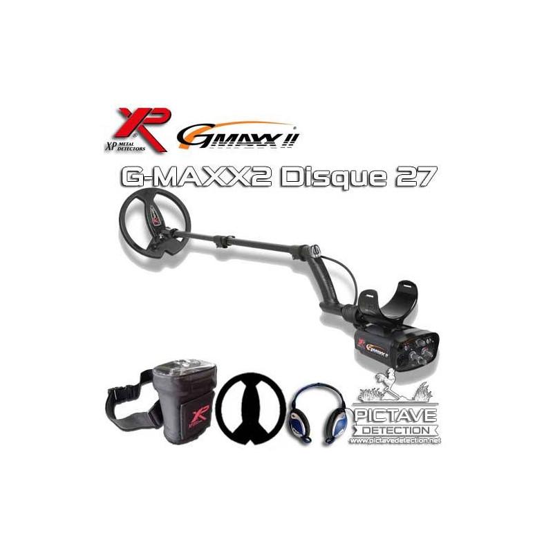 XP G-MAXX II DISQUE 27