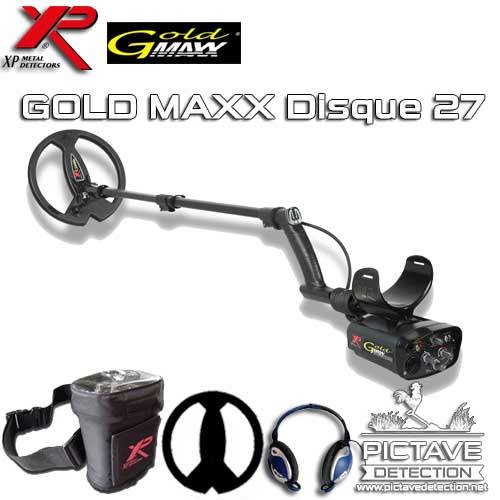 XP GOLD MAXX POWER DISQUE 27