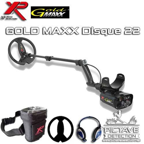 XP GOLD MAXX POWER DISQUE 22