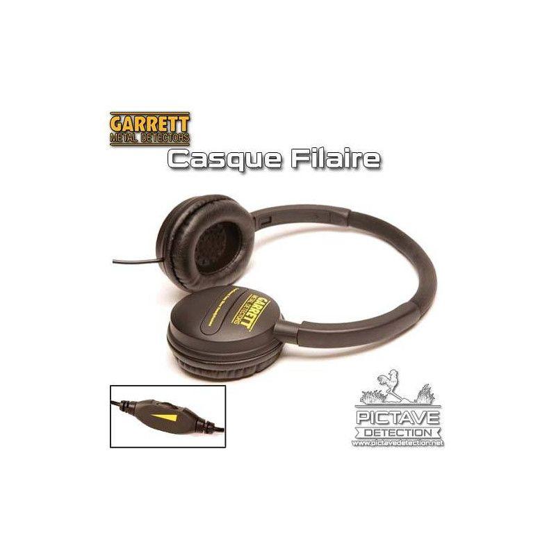 Casque Garrett Clearsound