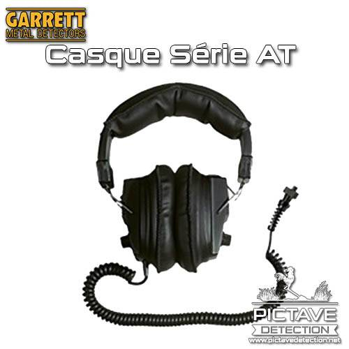 garrett casque serie at