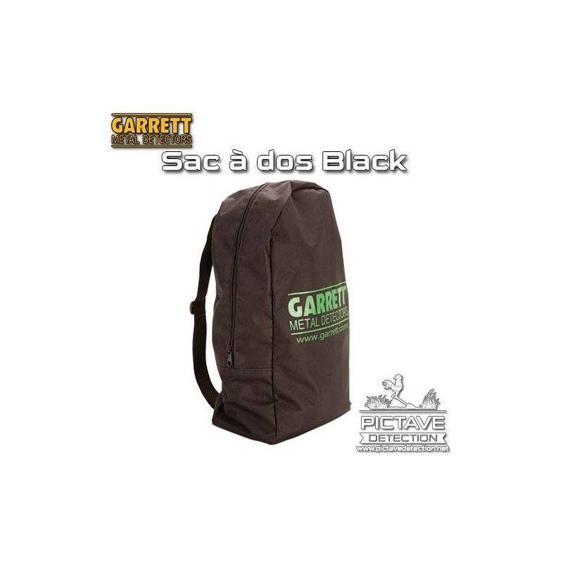 garrett sac a dos black
