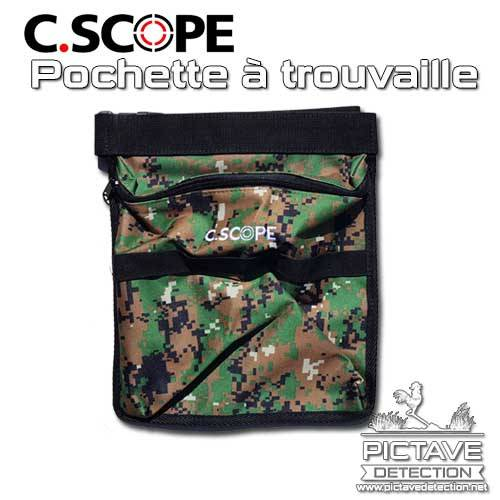 Pochette à trouvaille C scope