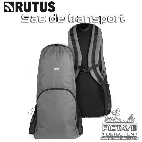 SAC DE TRANSPORT RUTUS