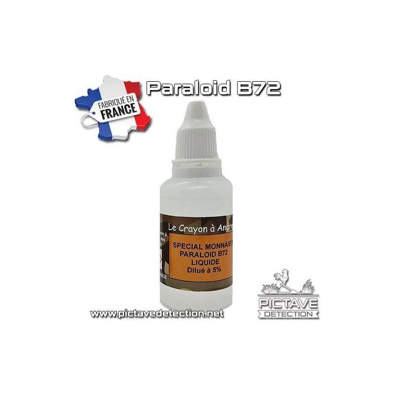 PARALOID Flacon 25 ml