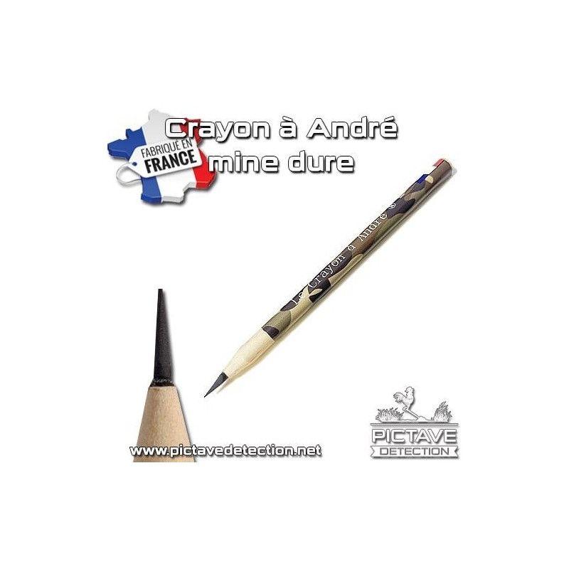 Crayon d'André mine dure 000