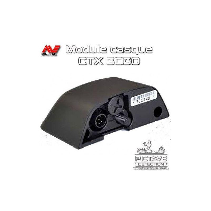 MINELAB MODULE CASQUE CTX