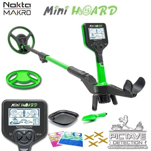 NOKTA MAKRO MINI HOARD COOL KIT