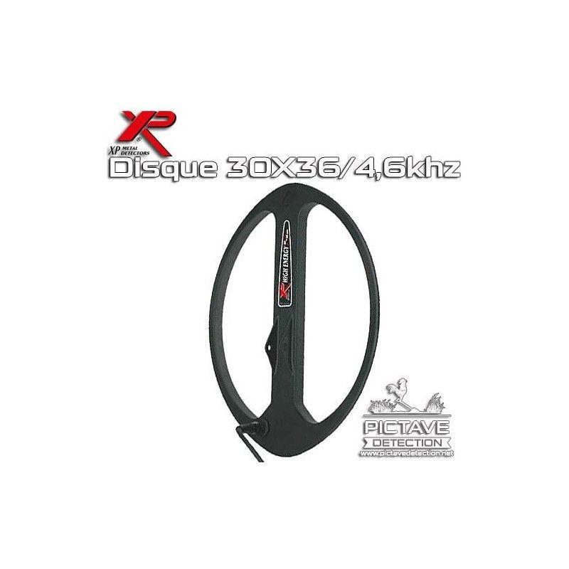 Disque XP 30X36 Double D 4,6 kHz