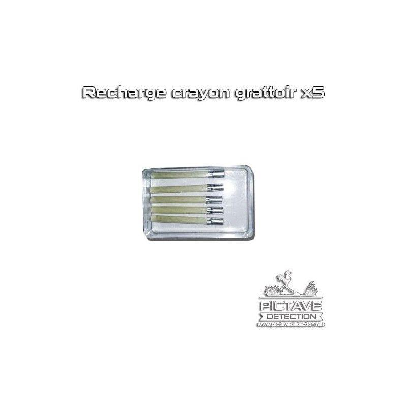 Recharge pour Crayon Grattoir Fibre