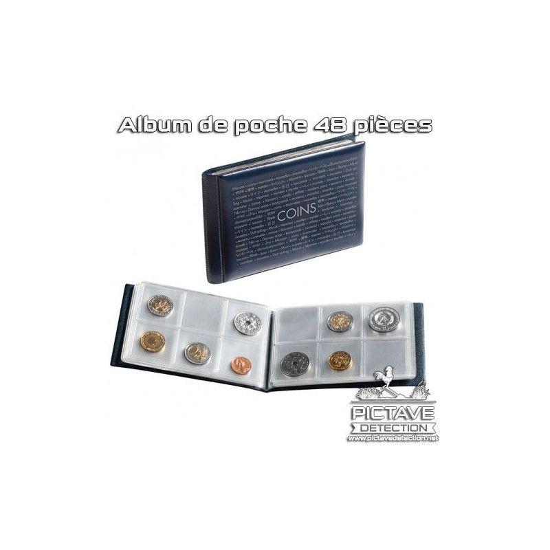 Album de poche 48 pièces