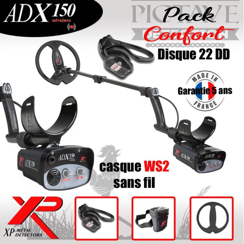 XP ADX 150 Pack Confort Disque 22