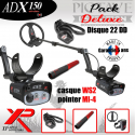 XP ADX 150 pack deluxe disque 22