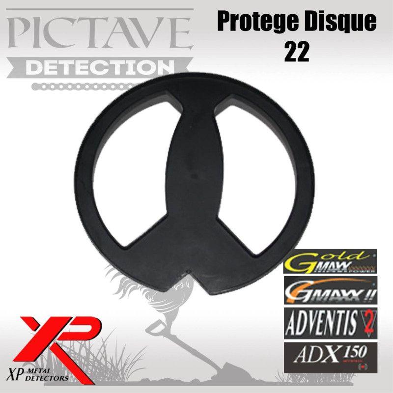 Protège disque detecteur XP 22,5 cm