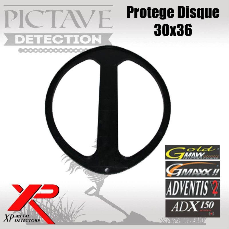 Protège disque XP 30x36 cm
