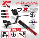 XP DEUS Lite Pack Pointer 28 WS4