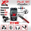 XP DEUS Pack Pointer RC 28