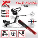 XP DEUS PACK lite POINTER 22 HF WS4