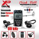 XP DEUS PACK full Elliptique HF WS4