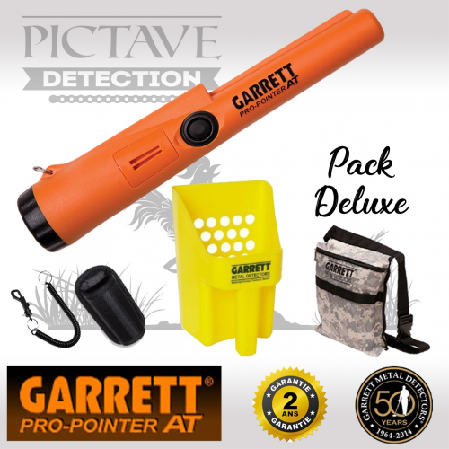 Pinpointer Garrett PRO-POINTER AT pack confort