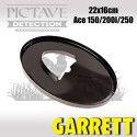 Protége disque GARRETT 16x22