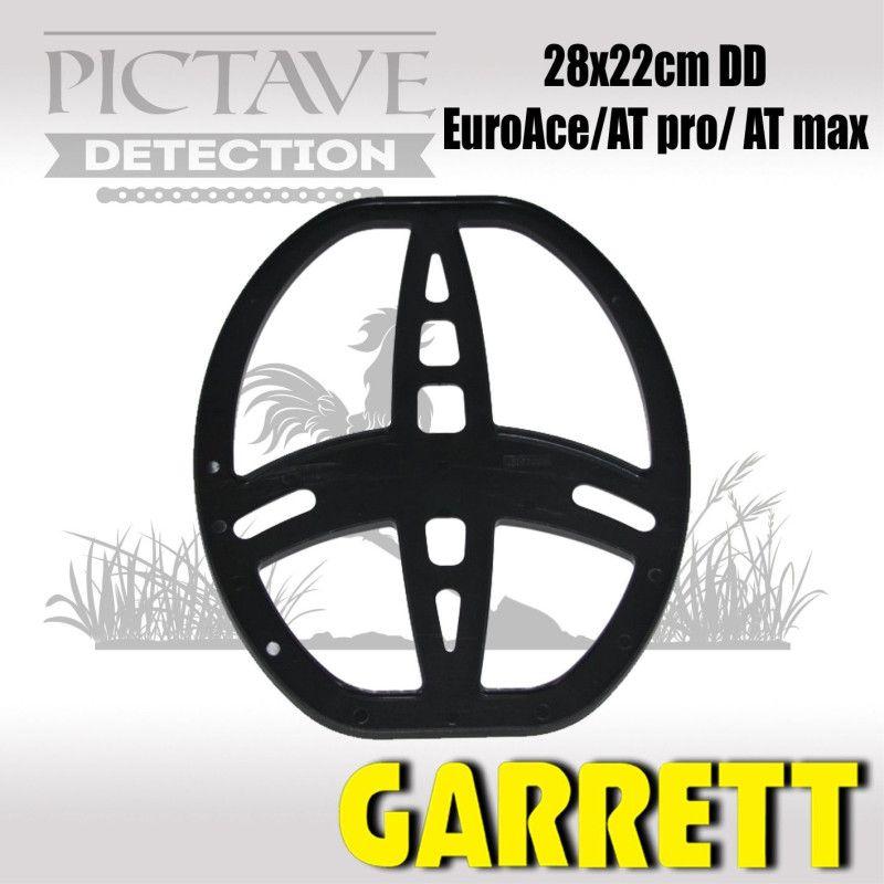 Protége disque GARRETT 22x28 cm
