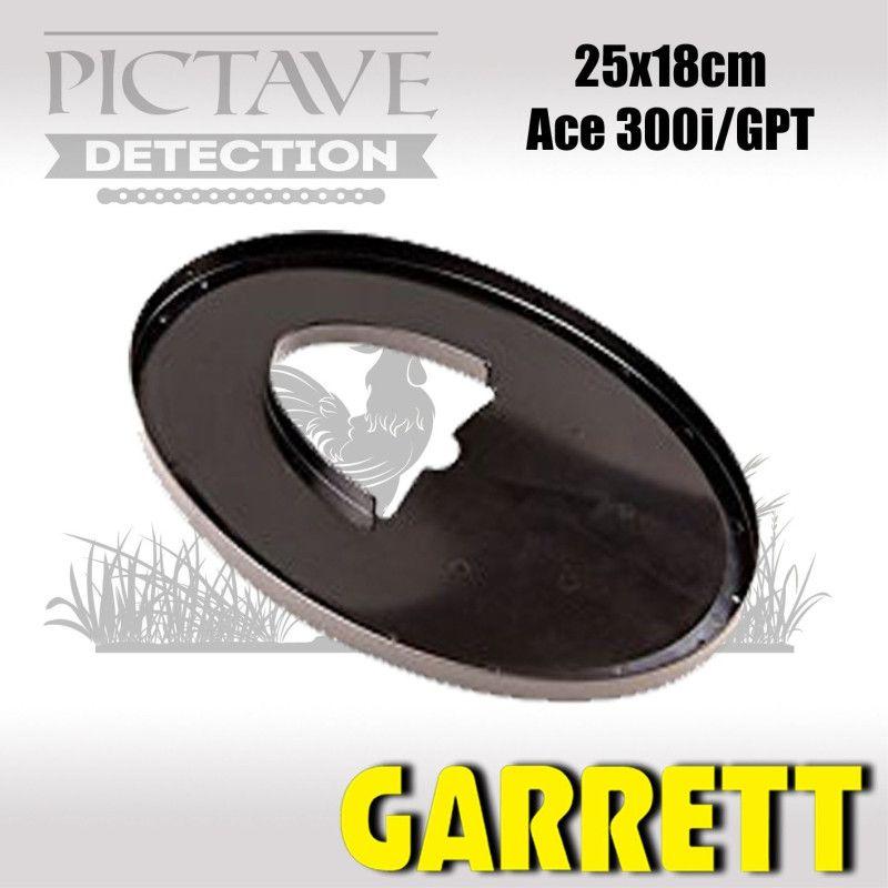 Protége disque GARRETT 25X18CM