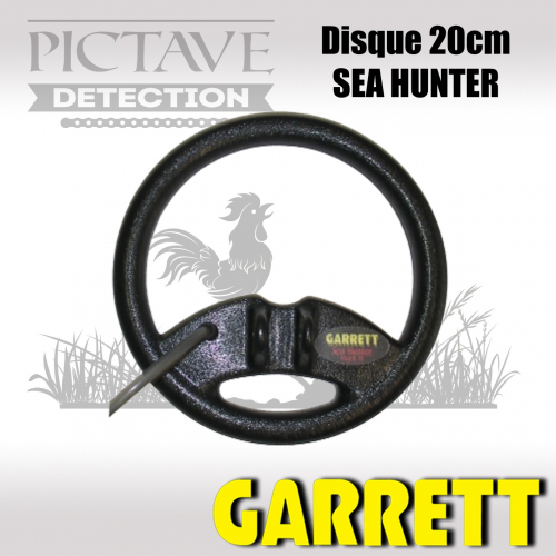 Disque GARRETT SEA HUNTER MARK II