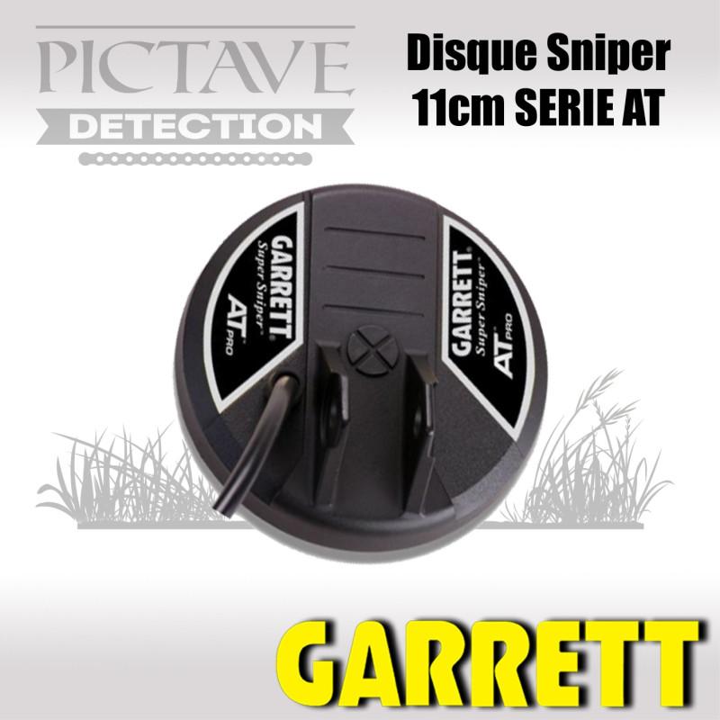 Disque GARRETT SNIPER 11CM at