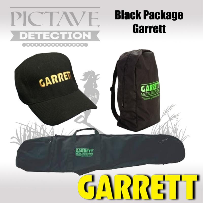garrett black package