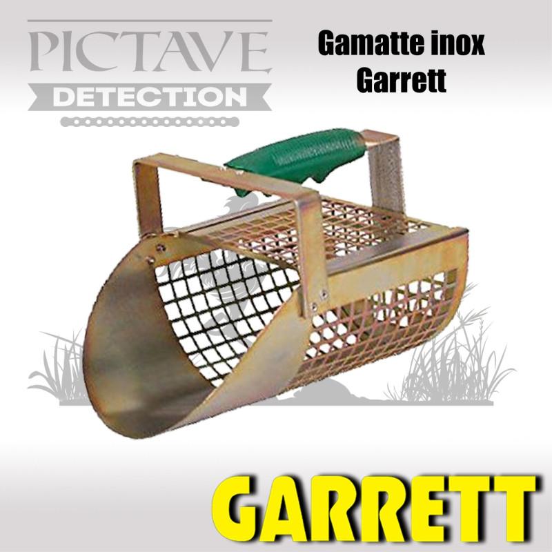garrett gamatte inox