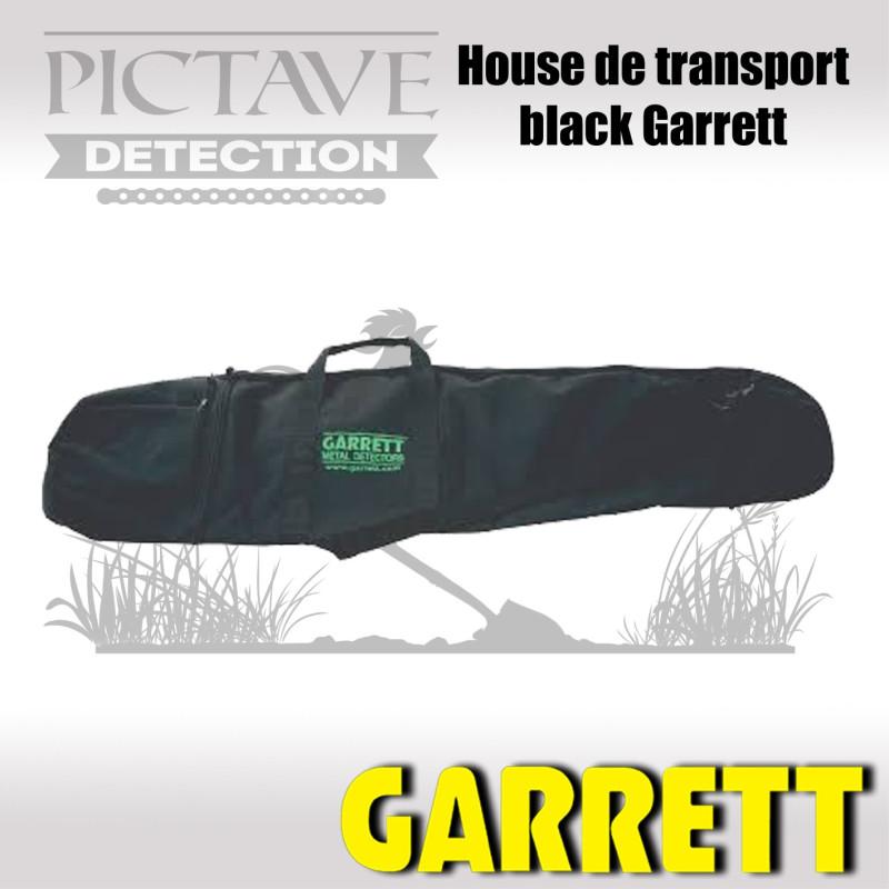 garrett house de transport black