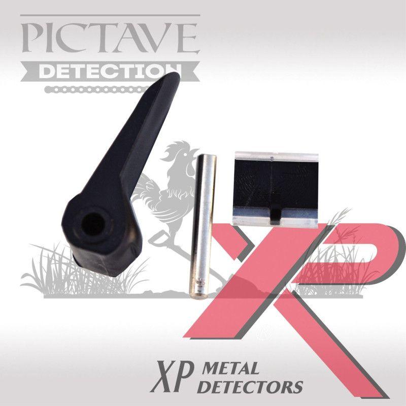 languette de serrage xp pictave detection