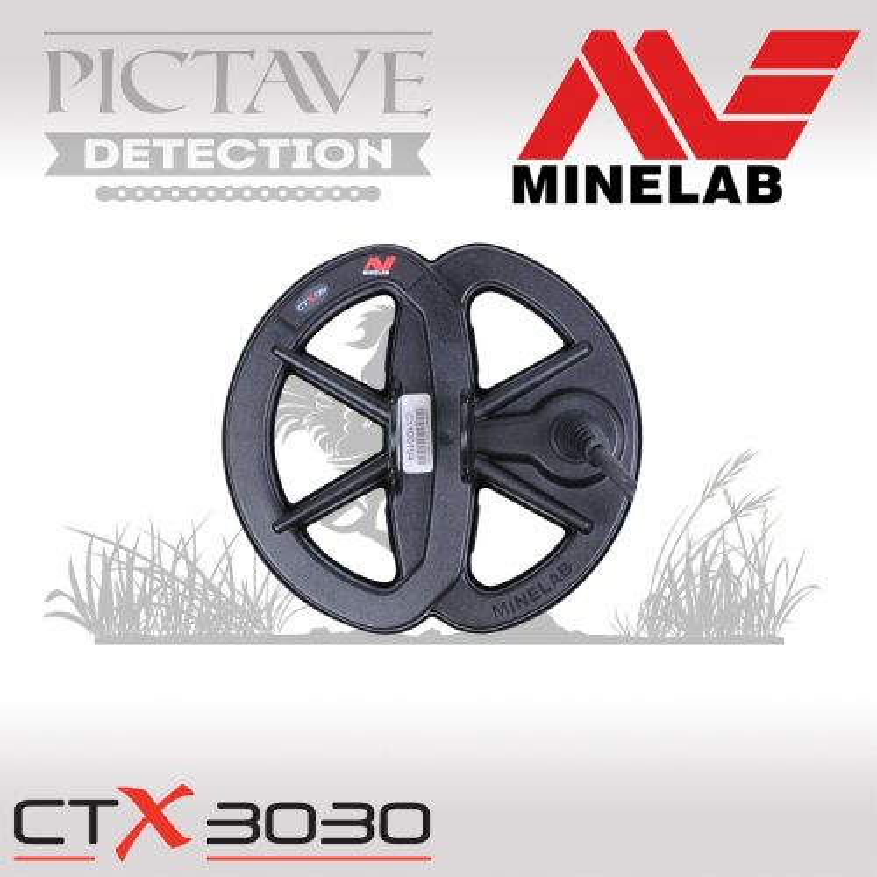 Disque MINELAB 16 cm ctx