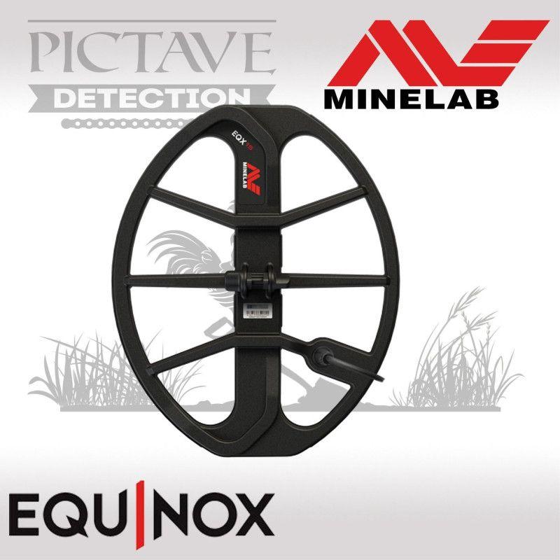 Disque MINELAB equinox 38X30 CM