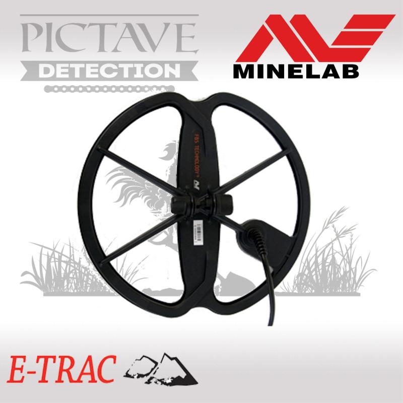 Disque MINELAB ETRAC 27cm