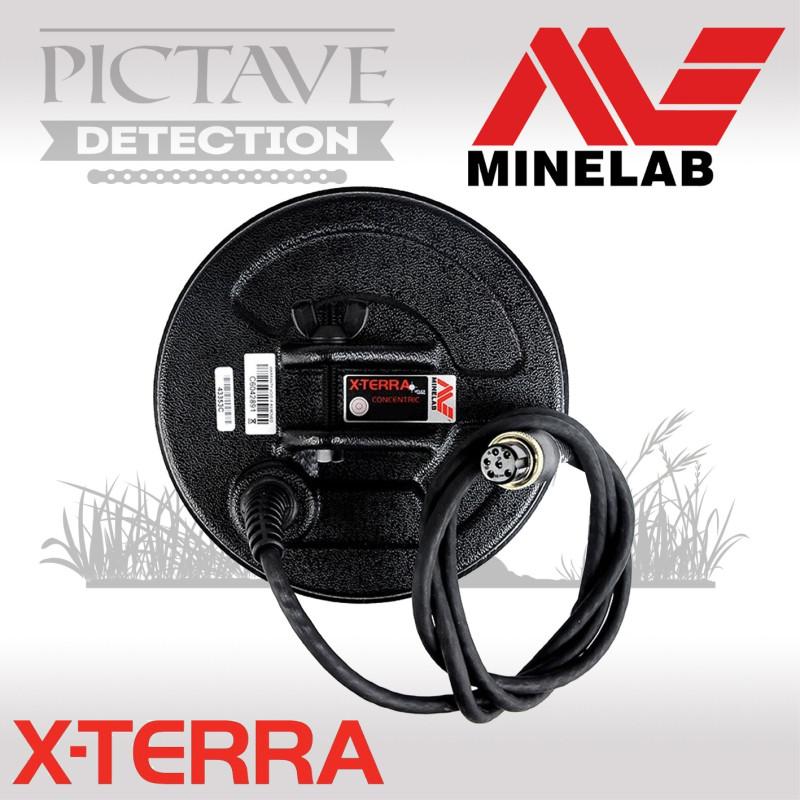 Disque MINELAB X-TERRA 15 CM 7KHZ