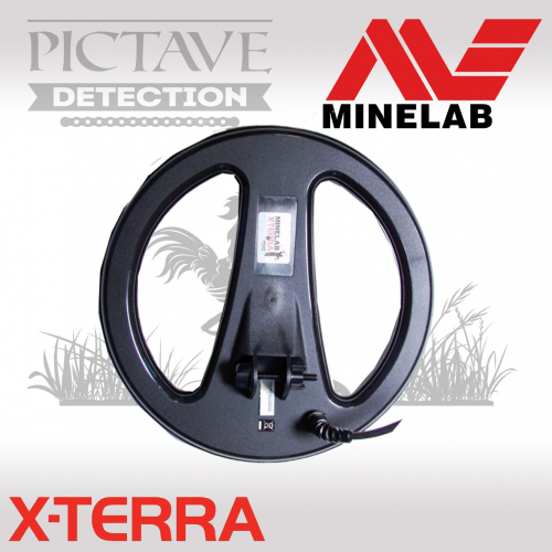 Disque MINELAB X-TERRA 27 CM 7KHZ