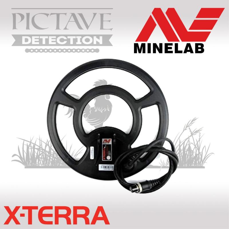 Disque MINELAB X-TERRA 22 CM 18KHZ