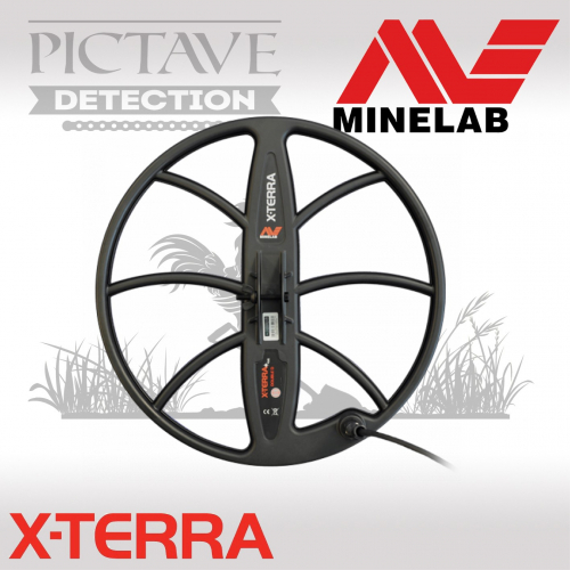 Disque MINELAB X-TERRA 38 CM 3KHZ