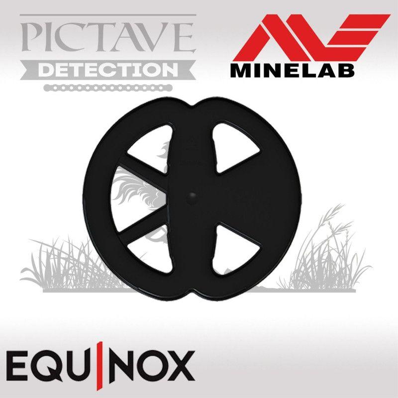 protege disque minelab equinox 16CM