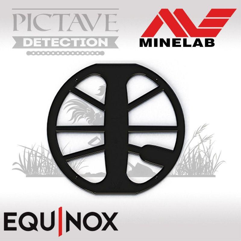 protege disque minelab equinox 27CM