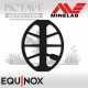 protege disque minelab equinox 38CM