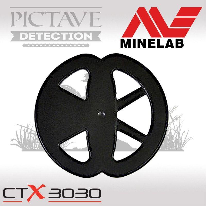 protege disque minelab CTX 16CM