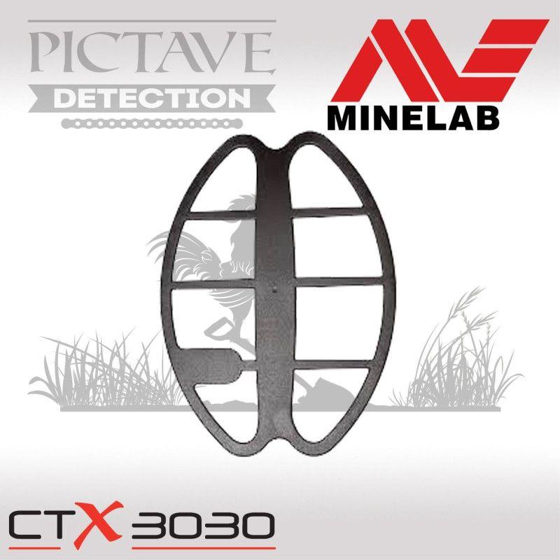 protege disque minelab CTX 43CM