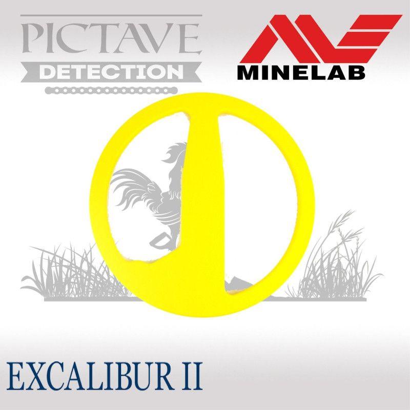 protege disque minelab EXCALIBUR II