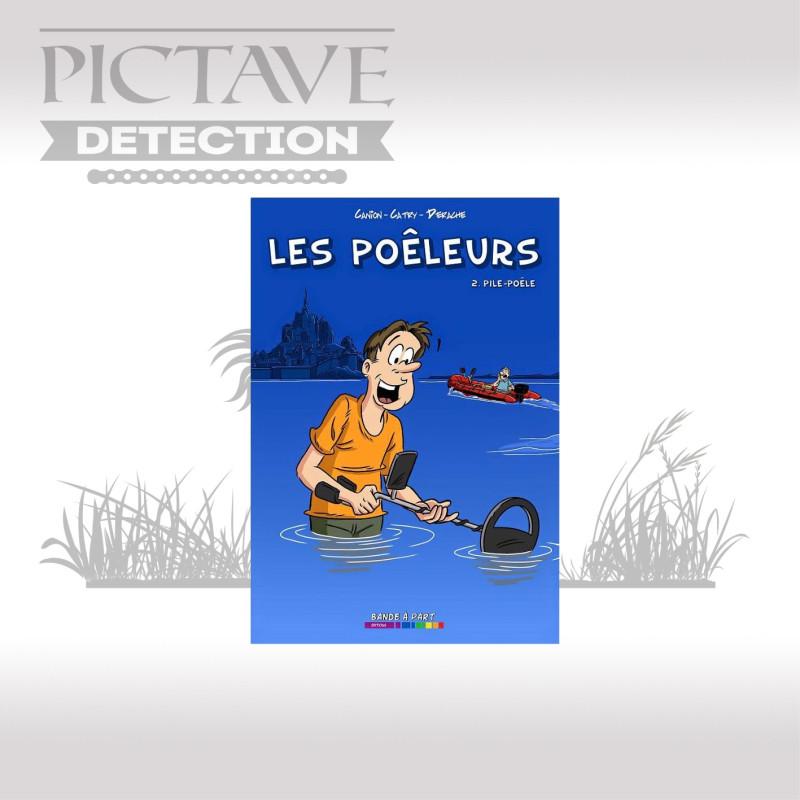 "BD ""les poêleurs"" tome 2"