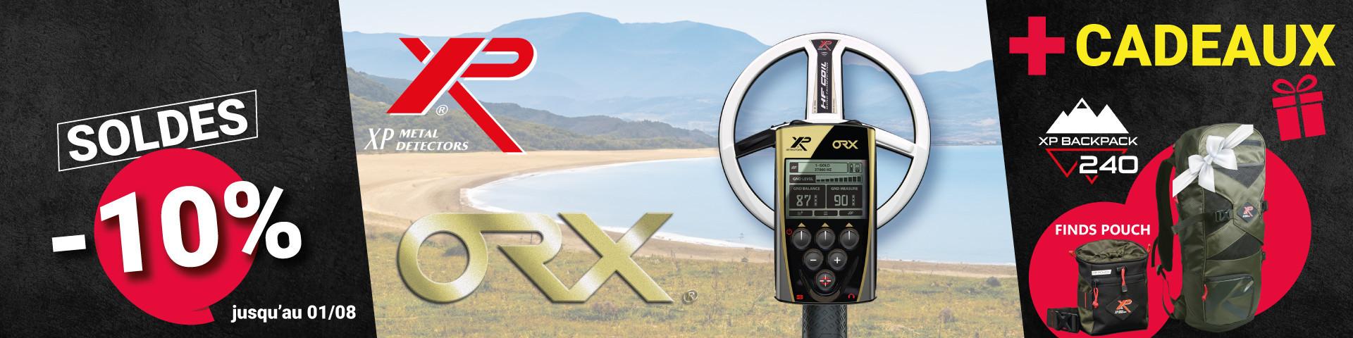 DÉTECTEURS XP ORX